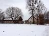 Mierki zima domki mazury